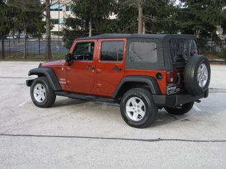 2014 Jeep Wrangler Unlimited Sport Conshohocken, Pennsylvania 3