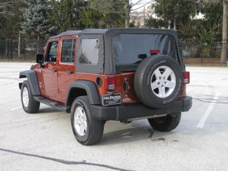 2014 Jeep Wrangler Unlimited Sport Conshohocken, Pennsylvania 4
