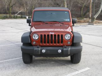 2014 Jeep Wrangler Unlimited Sport Conshohocken, Pennsylvania 5