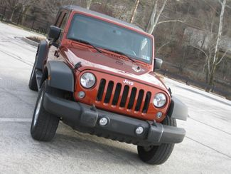 2014 Jeep Wrangler Unlimited Sport Conshohocken, Pennsylvania 6