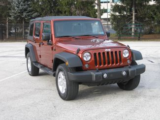 2014 Jeep Wrangler Unlimited Sport Conshohocken, Pennsylvania 9
