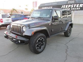 2014 Jeep Wrangler Unlimited Rubicon X in Costa Mesa, California 92627