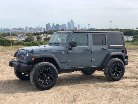 2014 Jeep Wrangler Unlimited Rubicon in Dallas, TX
