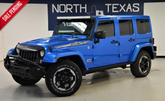 2014 Jeep Wrangler Unlimited Polar Edition 4x4 Leather Hard Top in Dallas, TX 75247