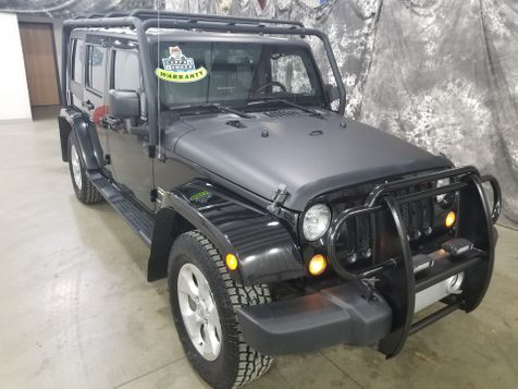 2014 Jeep Wrangler Unlimited Sahara 4x4 in Dickinson, ND
