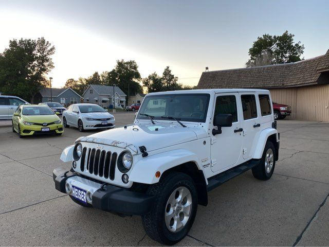 2014 Jeep Wrangler Unlimited Sahara in Dickinson, ND 58601
