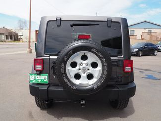 2014 Jeep Wrangler Unlimited Sahara Englewood, CO 6