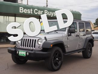 2014 Jeep Wrangler Unlimited Sport Englewood, CO
