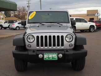 2014 Jeep Wrangler Unlimited Sport Englewood, CO 1