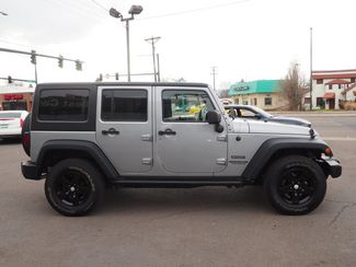 2014 Jeep Wrangler Unlimited Sport Englewood, CO 3