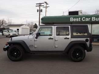 2014 Jeep Wrangler Unlimited Sport Englewood, CO 8