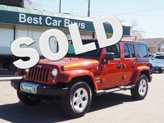 2014 Jeep Wrangler Unlimited Sahara Englewood, CO