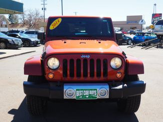2014 Jeep Wrangler Unlimited Sahara Englewood, CO 1