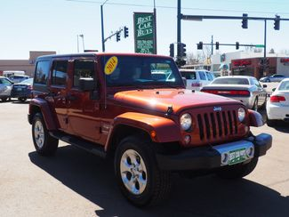 2014 Jeep Wrangler Unlimited Sahara Englewood, CO 2
