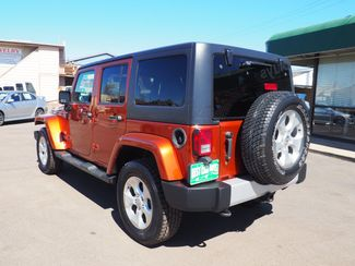 2014 Jeep Wrangler Unlimited Sahara Englewood, CO 7