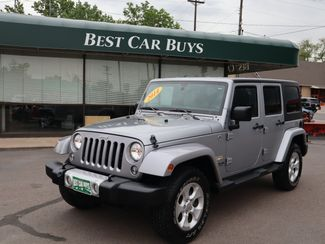 2014 Jeep Wrangler Unlimited Sahara in Englewood, CO 80113