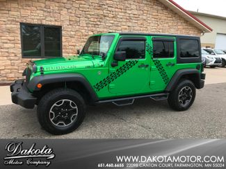 2014 Jeep Wrangler Unlimited Rubicon Farmington, MN