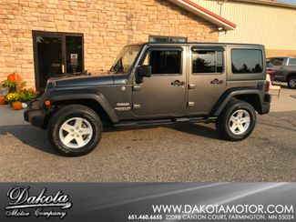 2014 Jeep Wrangler Unlimited Sport Farmington, MN