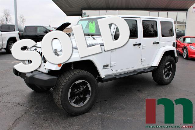 2014 Jeep Wrangler Unlimited Polar Edition | Granite City, Illinois | MasterCars Company Inc. in Granite City Illinois