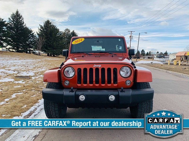 2014 Jeep Wrangler Unlimited 4d Convertible Sahara  city MT  Bleskin Motor Company   in Great Falls, MT