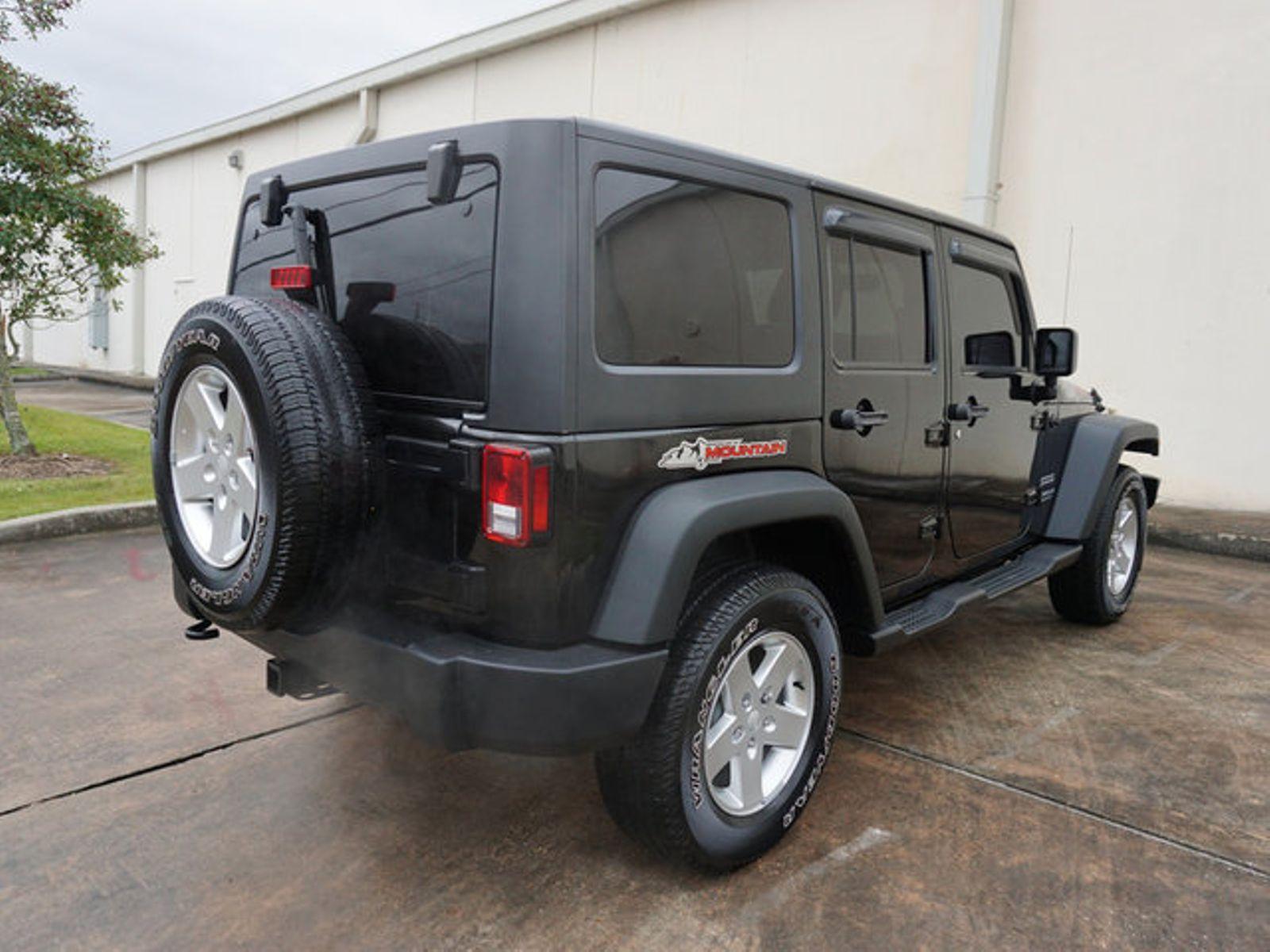 2014 jeep wrangler unlimited sport city la autosmart. Black Bedroom Furniture Sets. Home Design Ideas