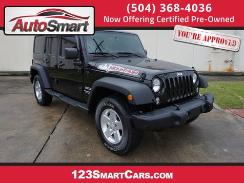 2014 Jeep Wrangler Unlimited Sport in Harvey, LA