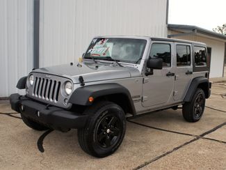 2014 Jeep Wrangler Unlimited Sport in Haughton, LA 71037