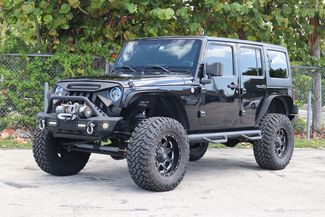2014 Jeep Wrangler Unlimited Sport Hollywood, Florida 10