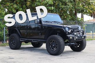 2014 Jeep Wrangler Unlimited Sport Hollywood, Florida