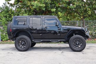 2014 Jeep Wrangler Unlimited Sport Hollywood, Florida 3