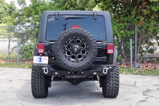 2014 Jeep Wrangler Unlimited Sport Hollywood, Florida 43