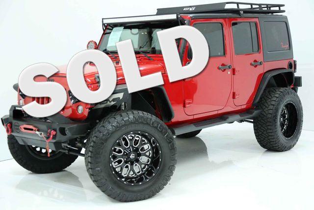2014 Jeep Wrangler Unlimited Sport Custom Houston, Texas 0