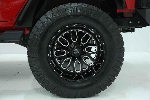 2014 Jeep Wrangler Unlimited Sport Custom Houston, Texas 17