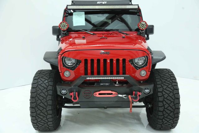 2014 Jeep Wrangler Unlimited Sport Custom Houston, Texas 2