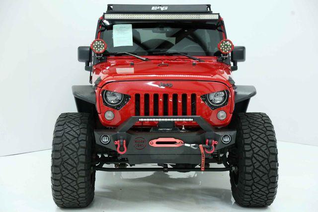 2014 Jeep Wrangler Unlimited Sport Custom Houston, Texas 5
