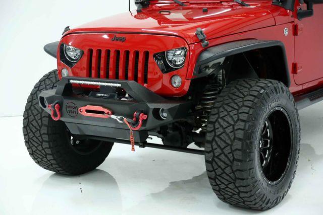 2014 Jeep Wrangler Unlimited Sport Custom Houston, Texas 6
