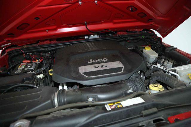2014 Jeep Wrangler Unlimited Sport Custom Houston, Texas 36