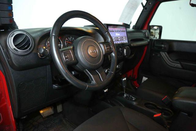 2014 Jeep Wrangler Unlimited Sport Custom Houston, Texas 29