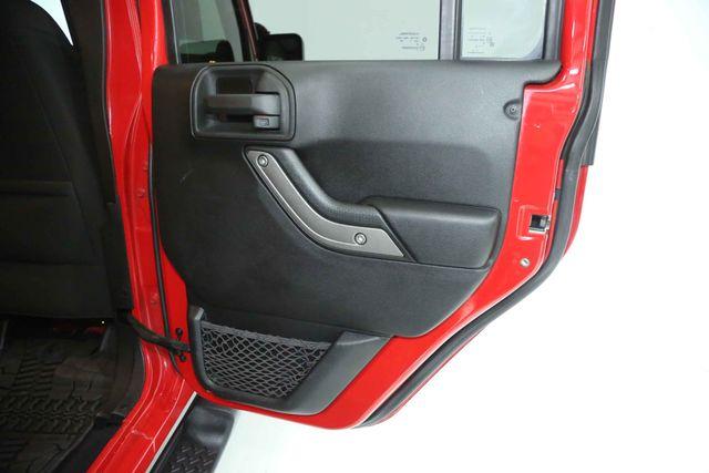 2014 Jeep Wrangler Unlimited Sport Custom Houston, Texas 22