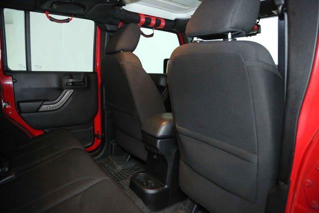 2014 Jeep Wrangler Unlimited Sport Custom Houston, Texas 24