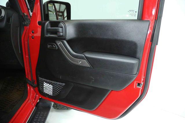 2014 Jeep Wrangler Unlimited Sport Custom Houston, Texas 26