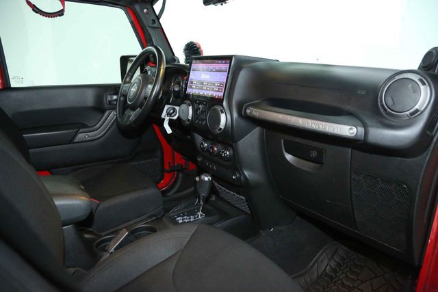 2014 Jeep Wrangler Unlimited Sport Custom Houston, Texas 27