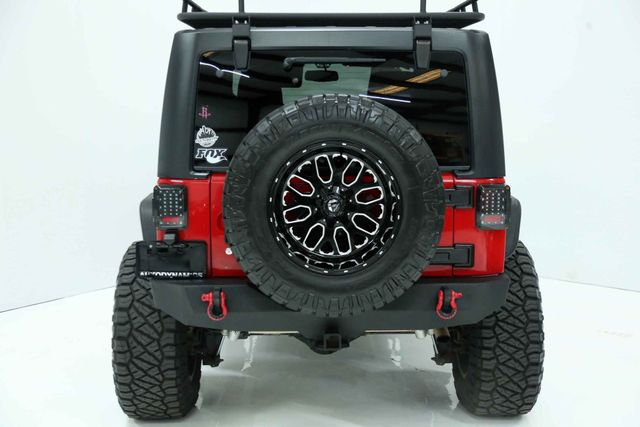 2014 Jeep Wrangler Unlimited Sport Custom Houston, Texas 10
