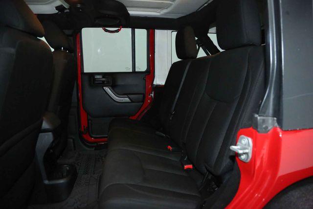 2014 Jeep Wrangler Unlimited Sport Custom Houston, Texas 21