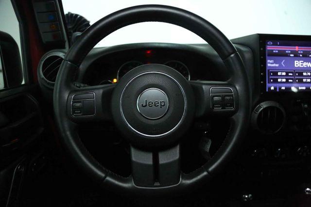 2014 Jeep Wrangler Unlimited Sport Custom Houston, Texas 30