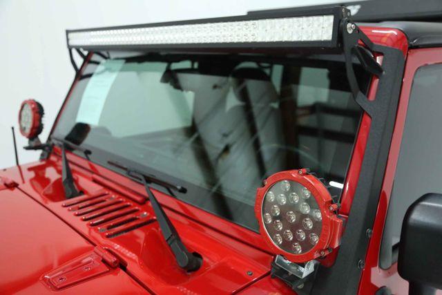 2014 Jeep Wrangler Unlimited Sport Custom Houston, Texas 14