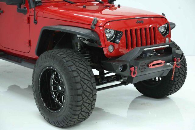 2014 Jeep Wrangler Unlimited Sport Custom Houston, Texas 4