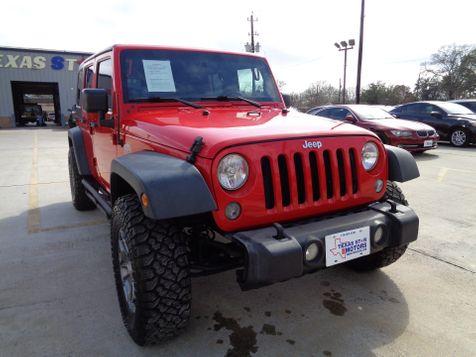 2014 Jeep Wrangler Unlimited Sport in Houston