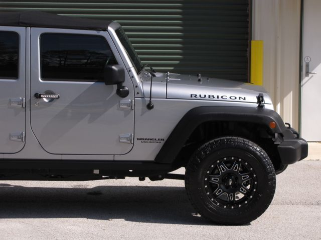 2014 Jeep Wrangler Unlimited Rubicon Jacksonville , FL 12
