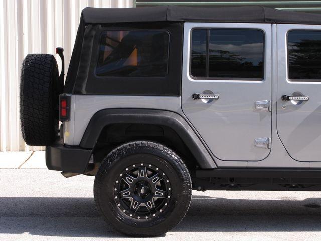 2014 Jeep Wrangler Unlimited Rubicon Jacksonville , FL 13